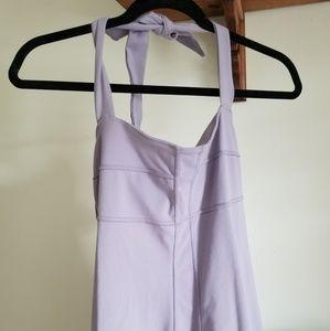 Athleta Dresses - Anthleta - Lavender Sizzle Dress